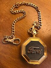 Vintage Ford Pocket Watch made by Franklin Mint Collector Watches