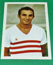 N°4 REGINALD DORTOMB AGEDUCATIFS FOOTBALL 1970-1971 AC AJACCIO PANINI ACA