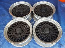 BMW E9 E12 E24 E23 E24 E28 Old School Vintage 5x120 JDM Enkie 16x7 Wheels Rims