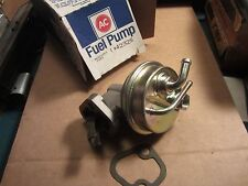 1985 Chevy GMC Astro Safari truck AC fuel pump 4.3L 42325