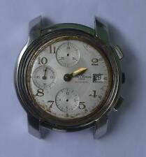 Baume & Mercier Capeland Steel Chronograph. Ref MV045217- For Repairs