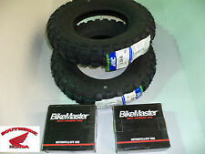 GENUINE HONDA MINI TRAIL Z50A Z50R TIRES (IRC TRIAL Top quality DOT) & TUBES
