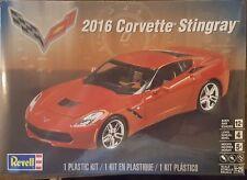 Revell 1/25 2016 Corvette Stingray Model Kit 85-4425
