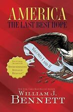 America: The Last Best Hope Volumes I & II Box Set, Bennett, Dr. William