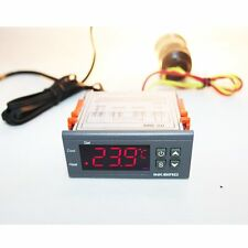 Inkbird 220V Digital Temperature Controller Thermostats w/Alarm function Relay