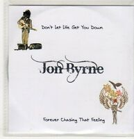 (EP591) Jon Byrne, Don't Let Life Get You Down - 2013 DJ CD