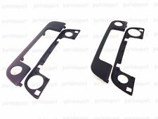 Outside Door Handle Covers with Seals Set of 2 (Left+Right) for BMW E36 E34