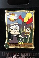 Disney Pin 69309 Disney - Pixar's Up - Opening Day 2009 Carl & Russell