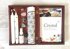 Beautiful Crystal Grid Healing Collection - Tumbled Stones, Quartz Points & more