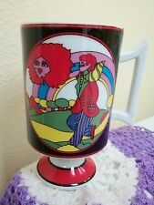 Royal Crown Arnart Psychedelic Mug 44/182 Peter Max Style Pop Art