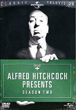Alfred Hitchcock Presents Season 2 Two 5 Disc DVD Boxset Collection - NEW