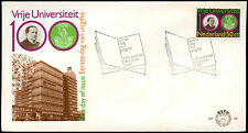 Netherlands 1980 Amsterdam Free University FDC First Day Cover #C27719
