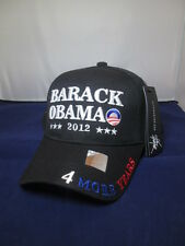 New president Barack Obama 2012 baseball cap