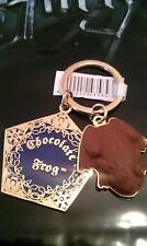 Harry Potter Chocolate Frog Keyring Chocolate Scented Warner Bros London Tour