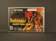 PANDEMONIUM GAME FOR NOKIA N-GAGE NGAGE N GAGE (NEW FACTORY SEALED)