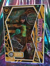 Monster High Original Release Dawn Of The Dance- Cleo DeNile Doll (In Box)