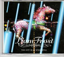 (EY173) Liam Frost & The Slowdown Family, The City Is At Standstill - 2006 CD