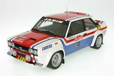 1/18 KYOSHO FIAT 131 ABARTH  #9 FRANCE ANDRUET 1977 RALLY SAN REMO  ITEM: 8375A