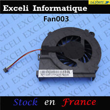 FAN VENTILATEUR HP Compaq CQ42 G42 CQ62 G62 G4 G6 G7 Cooling CPU
