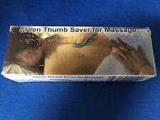 Green Thumb Saver Body Trigger Point Tool Massage Care for Therapy Reflexology