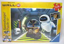 2008 WALL-E WALL E PUZZLE DISNEY LOT OF 2 x 20 PIECES PCS MISB BRAND NEW