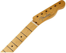 NEW Fender Telecaster Replacement Neck Maple 21 Vintage 50s Tele 099-1202-921