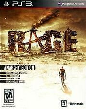 Rage - Anarchy Edition - PS3 Game
