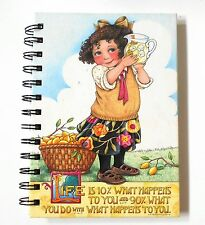 Mary Engelbreit Writing Journal LIFE  150 pages Yellow
