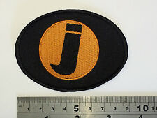 Innocenti 'i' Lambretta Patch - Embroidered - Iron or Sew On