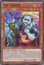 3x Uni-Zombie YU-GI-OH! SECE-IT040 Ita COMMON 1 Ed.