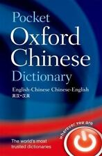 Pocket Oxford Chinese Dictionary (Oxford Dictionaries)-ExLibrary