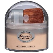 Physician's Formula Mineral Wear Loose Powder, Translucent Medium 0.49 oz