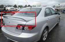 MAZDA 6 MK1 SEDAN / SALOON REAR BOOT SPOILER NEW