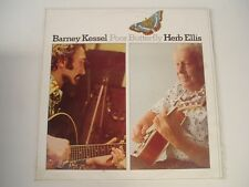 BARNEY KESSEL & HERB ELLIS - POOR BUTTERFLY - LP