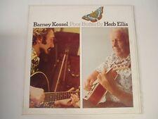 BARNEY KESSEL & HERB ELLIS - POOR BUTTERFLY - LP