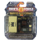 Brickforge 'GERMAN SUPPLY CRATE' Lego WW2 Minifigure Accessory Pack Soldier NEW