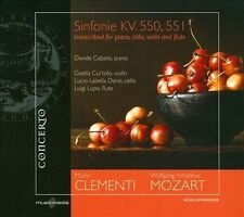 Sinfonie - Transcribed Piano Cello Viola & Flute, New Music