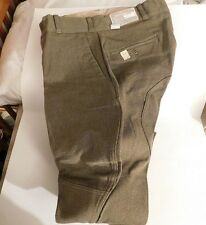 VINTAGE NOS1930S SWEET ORR &CO IMMACULATE MAC PANTS SIZE 31 MILLATARY/MOTORCYCLE