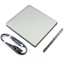 USB 3.0 2.0 to 13Pin Slimline SATA 12.7mm Drive ODD/HDD External Case Enclosure
