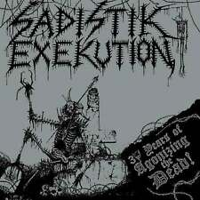 Sadistik Exekution - 30 Years of Agonizing the Dead CD