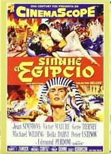 THE EGYPTIAN (1954)  **Dvd R2**  Jean Simmons, Victor Mature