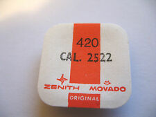ZENITH 2522,2532,2532C,2552C,2562C,2572C,CROWN WHEEL,CORE+ SCREW  PART 420