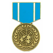 United Nations Observer Military Lapel Pin Medal