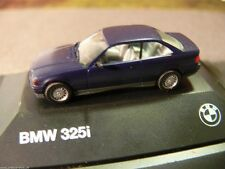 1/87 Herpa BMW 325i e36 Coupe Blu Scuro