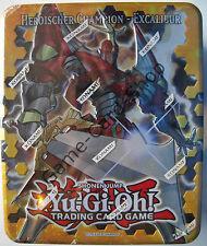 YuGiOh - HEROISCHER CHAMPION - EXCALIBUR - Deutsch - OVP - NEU -- Folienriss