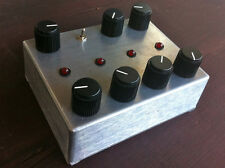 Four Step Sequencer Synthesizer (handmade synth)