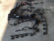 bmw v engine in engines components 06 10 bmw e63 e64 m6 m5 s85 v10 complete engine wiring harness 2007