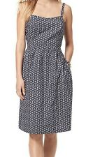 TOMMY HILFIGER WOMEN'S KLEIDER | DAMEN FLOWER PRINT DRESS | Size 6 US 36 Europe