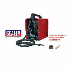 Sealey mightymig10 Professional NO GAS / gassless MIG Welder RIPARATORE 100AMP 230V