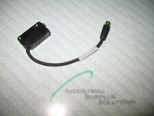KEYENCE PZ-V32P PHOTOELECTRIC 12-24VDC MALE 4PIN 5IN CABLE